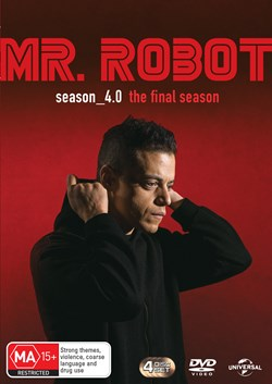 Mr. Robot: Season_4.0 (Box Set) [DVD]