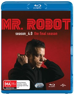 Mr. Robot: Season_4.0 (Box Set) [Blu-ray]