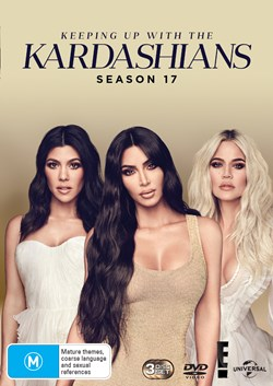 Keeping Up With the Kardashians: Season 17 (Box Set) [DVD]