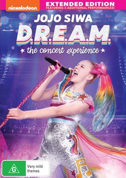 JoJo Siwa: D.R.E.A.M - The Concert Experience [DVD]