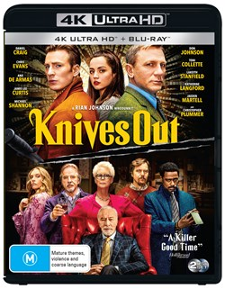 Knives Out (4K Ultra HD + Blu-ray) [UHD]