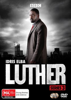 Luther: Series 3 [DVD]