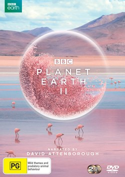 Planet Earth II [DVD]