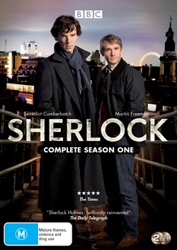 Sherlock: Complete Series One [DVD]