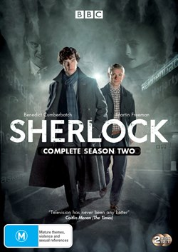 Sherlock: Complete Series Two [DVD]