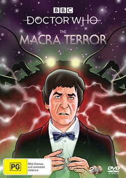 Doctor Who: The Macra Terror [DVD]
