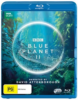 Blue Planet II (Box Set) [Blu-ray]