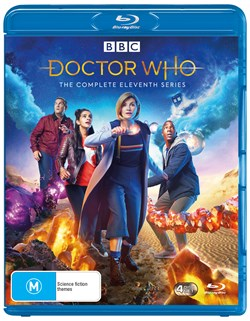 Doctor Who: The Complete Eleventh Series (Box Set) [Blu-ray]