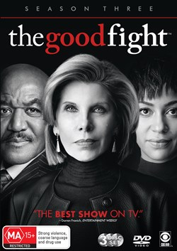 The Good Fight: Season Three (Box Set) [DVD]