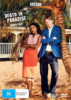Death in Paradise: Series Four (Box Set) [DVD]