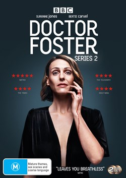 Doctor Foster: Series 2 [DVD]