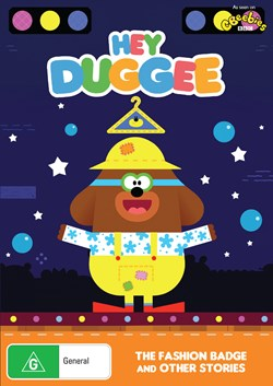 Hey Duggee: The Fashion Badge and 9 Other Stories [DVD]