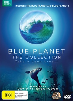 Blue Planet: The Collection (Box Set) [DVD]