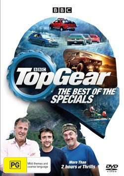 Top Gear: The Best of the Specials [DVD]