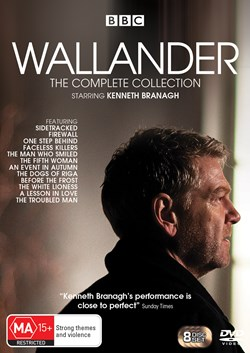 Wallander: The Complete Collection (Box Set) [DVD]