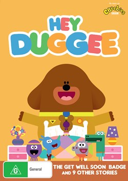 Hey Duggee: The Get Well Soon Badge and Other Stories [DVD]