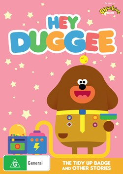 Hey Duggee: The Tidy Up Badge and Other Stories [DVD]