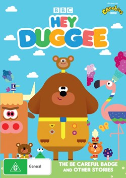 Hey Duggee: The Be Careful Badge and Other Stories [DVD]