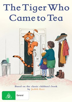 The Tiger Who Came to Tea [DVD]