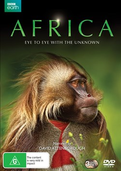 Africa (Box Set) [DVD]