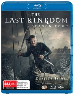 The Last Kingdom: Season Four (Box Set) [Blu-ray]