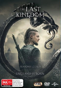 The Last Kingdom: Seasons 1-4 (Box Set) [DVD]