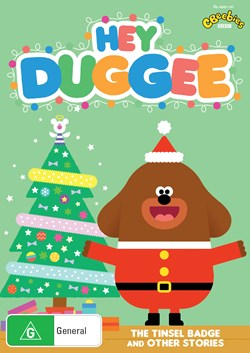 Hey Duggee: The Tinsel Badge and Other Stories [DVD]