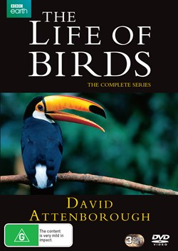 David Attenborough: The Life of Birds - The Complete Series (Box Set) [DVD]