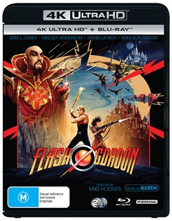 Flash Gordon (4K Ultra HD + Blu-ray) [UHD]