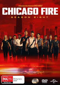 Chicago Fire: Season Eight (Box Set) [DVD]