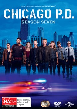 Chicago P.D.: Season Seven (Box Set) [DVD]