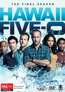 Hawaii Five-0: The Tenth Season (Box Set) [DVD]