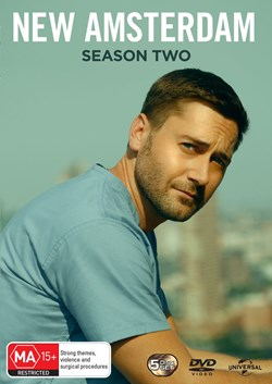 New Amsterdam: Season Two (Box Set) [DVD]