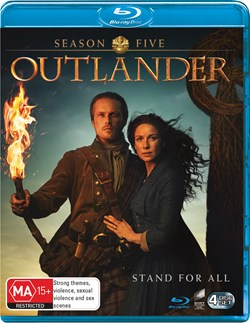 Outlander: Season Five (Box Set) [Blu-ray]