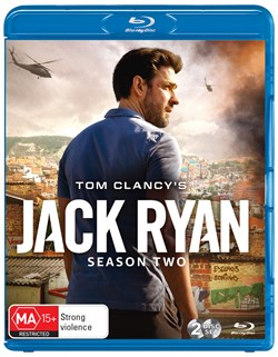 Jack Ryan: Season Two [Blu-ray]