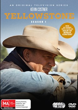 Yellowstone: Season 1 (Box Set) [DVD] [DVD]