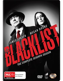 The Blacklist: The Complete Seventh Season [DVD] [DVD]
