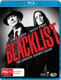 The Blacklist: The Complete Seventh Season [Blu-ray] [Blu-ray]