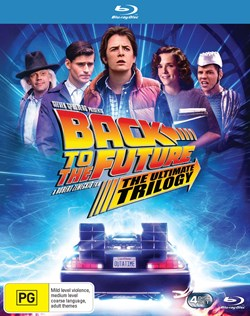 Back to the Future Trilogy (Box Set) [Blu-ray] [Blu-ray]