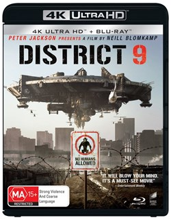District 9 (4K Ultra HD + Blu-ray) [UHD]