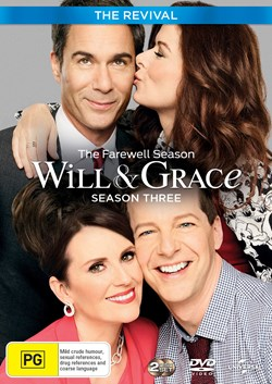 Will and Grace - The Revival: Season Three - The Farewell Season [DVD]