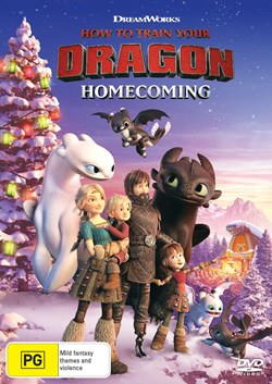 How to Train Your Dragon Homecoming [DVD]