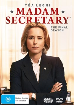 Madam Secretary: Season 6 [DVD]
