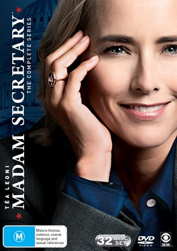 Madam Secretary: Seasons 1-6 (Box Set) [DVD]
