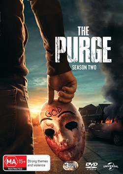 The Purge: Season Two [DVD]