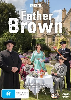 Father Brown: Series 8 (Box Set) [DVD]