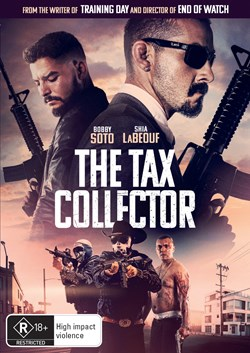The Tax Collector [DVD]