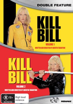 Kill Bill: Volumes 1 and 2 [DVD]