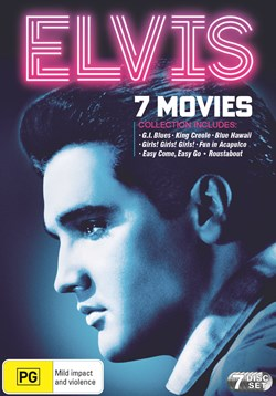 Elvis - 7 Movies (Box Set) [DVD]