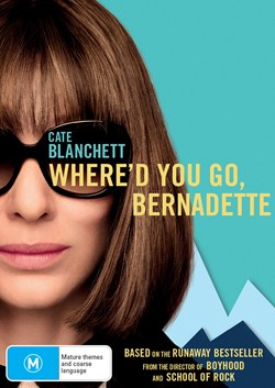 Where'd You Go, Bernadette? [DVD]